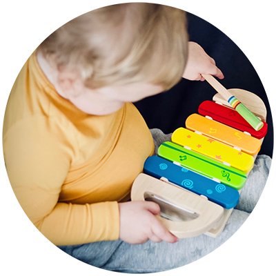 toddlers early years learning framework